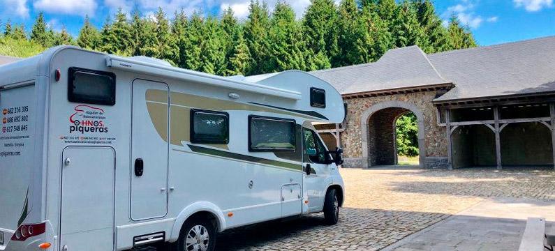 Requisitos para alquilar una autocaravana en España